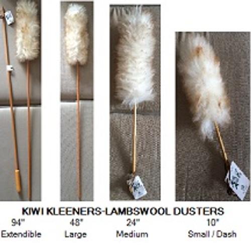 Lamb's Wool Dusters