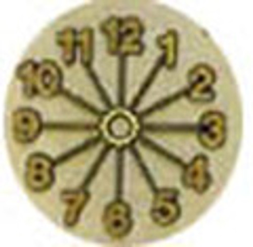 Clock Figures and Number Rings