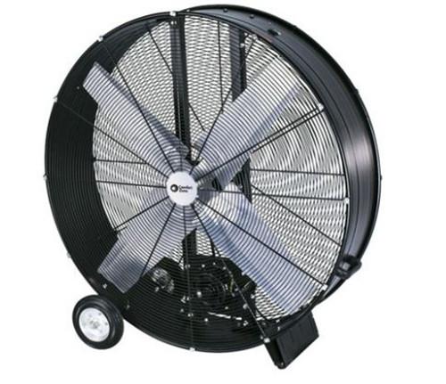 "Comfort Zone 42"" High Velocity Belt Drive Fan"