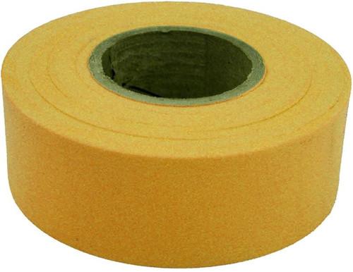 Orgill Tape Flag 1-3/16INX300FT Yellow