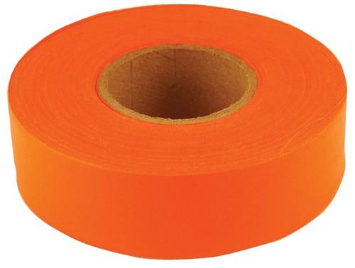 Orgill Tape Flag 1-3/16INX300FT Orange