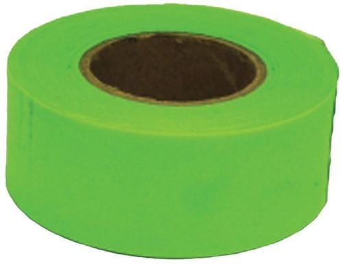 Orgill Tape Flag 1-3/16INX150FT Lime