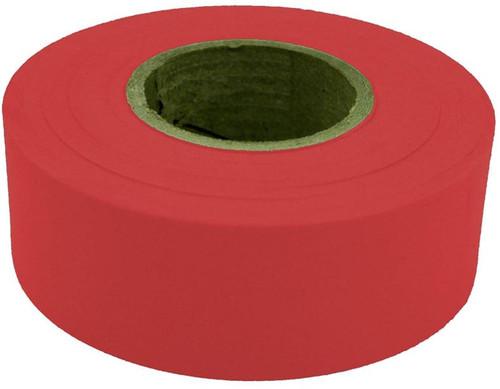 Orgill Tape Flag 1-3/16INX300FT Red