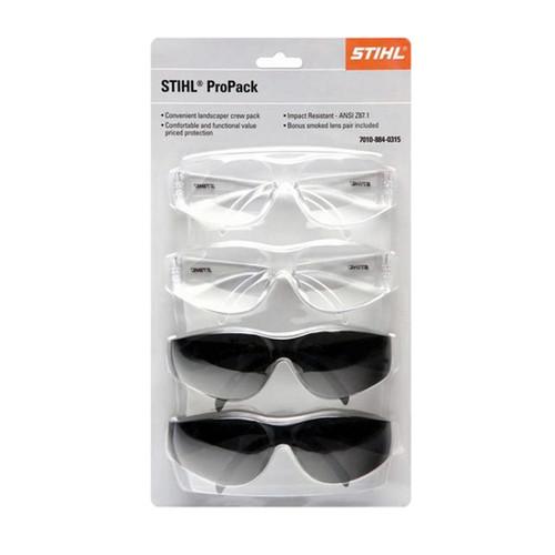 Stihl Performance ProPack Landscaper Glasses w/Smoke Lens