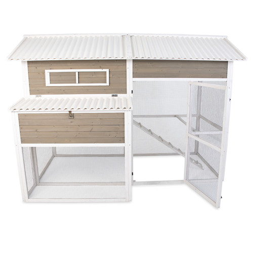 PrecisionPet Products XL Large Chicken Barn Coop