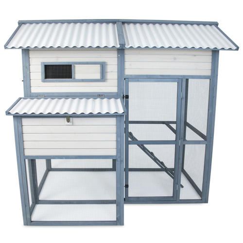 PrecisionPet Products Large Chicken Barn Coop