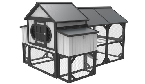 Ware Chicken Carriage House SEA