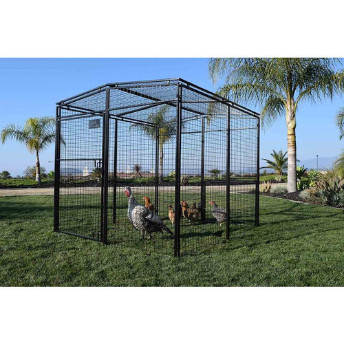 Rugged Ranch  Walk-In Coop- 7.5'X6.5'X6.25
