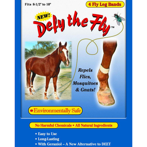 Defy the Fly - Horse Fly Leg Bands