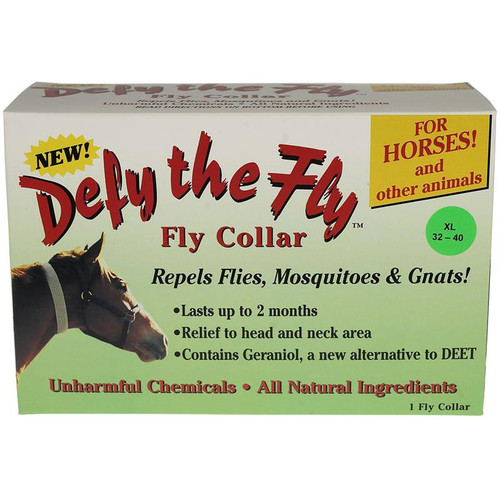 DEFY THE FLY - HORSE FLY COLLAR