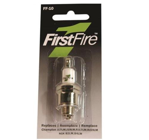 """FirstFire FF-10 3/8"""" 14mm Thread 13/16 Hex Head Spark Plug"""