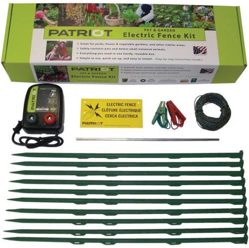 Tru-Test Datamars - Patriot Pet & Garden Electric Fence Kit