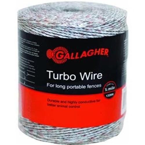 Gallagher 1312 inch Turbo Wire
