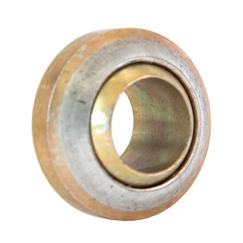 Koch Top Link Ball Socket, Heavy Duty Cat 1 Yellow Zinc