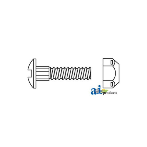 Ai Products- Bolts and Lock Nuts- Gold