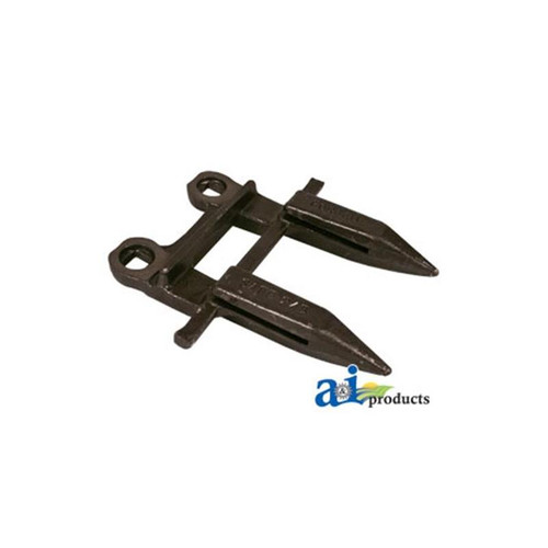 A&I Products 2 Prong Forged Guard- Metallic
