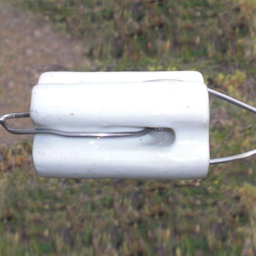 Tru-Test Datamars - Bullnose Porcelain Insulators - 10 Pack