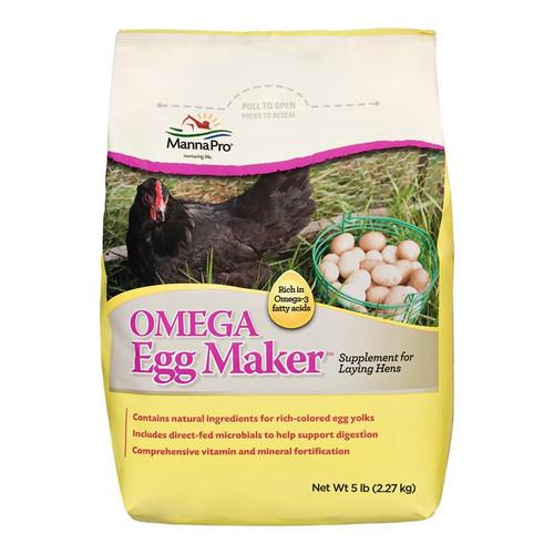 Manna Pro Omega Egg Maker- 5lb