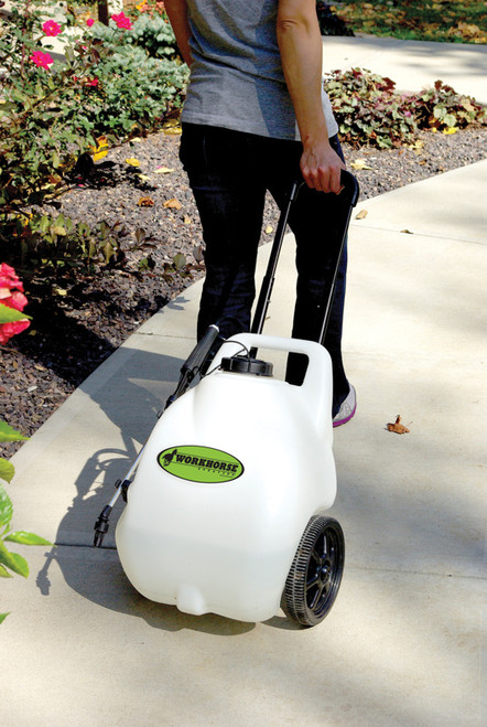 Green Leaf 5 Gallon Workhorse Cordless Rechargeable Sprayer