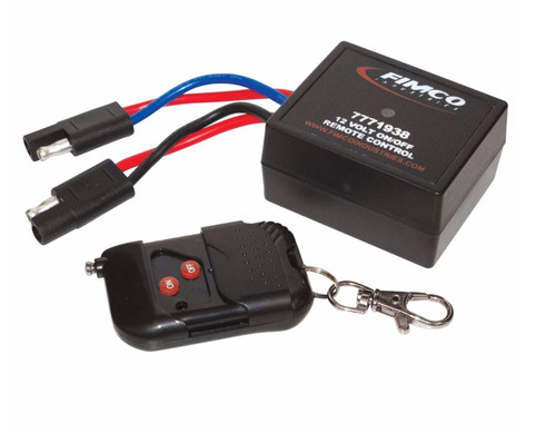Fimco 12 Volt Wireless Remote On-Off Switch - #7771938