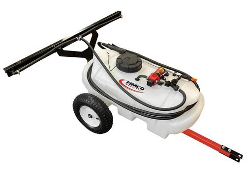 Fimco 15 Gallon Lawn & Garden Trailer Sprayer
