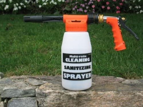 HW95 Power Sprayer