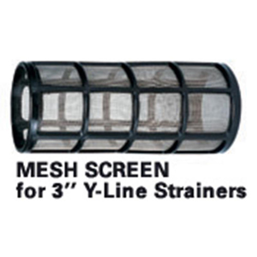 Norwesco 2 inch Y Strainer Screens 40-20