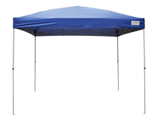 Rapid Push Blue 10x10 Canopy Tent