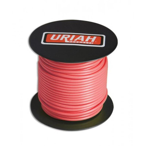 Uriah  Wire 16 Awg Stranded Red (100')