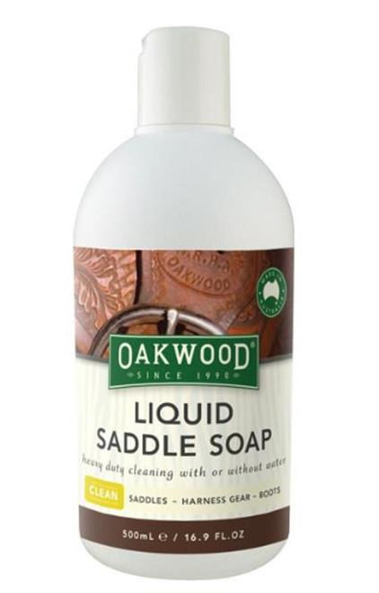 Oakwood Liquid Saddle Soap 16.9OZ