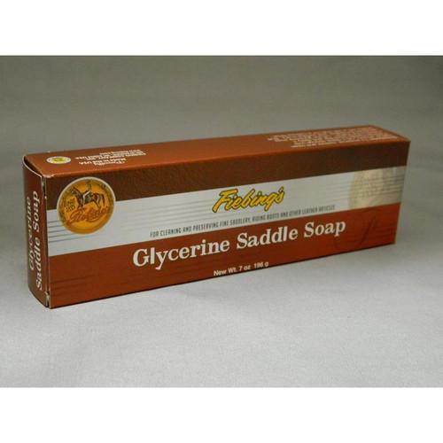 Fiebing - Glycerine Saddle Soap Bar 7 oz.