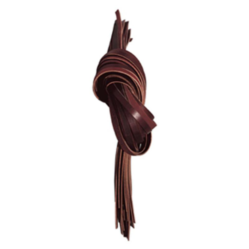 Weaver Leather  Saddle String, Burgundy, 1 2 inch x 72 inch