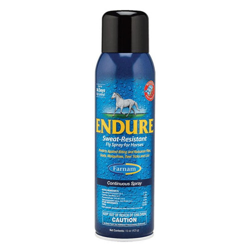 Farnam Endure Sweat-Resistant Fly Spray for Horses