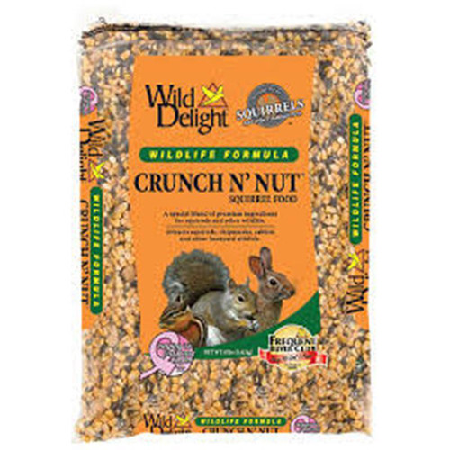 Wild Delight  8 Nut and Crunch