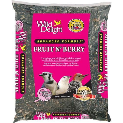 Wild Delight- Fruit N' Berry