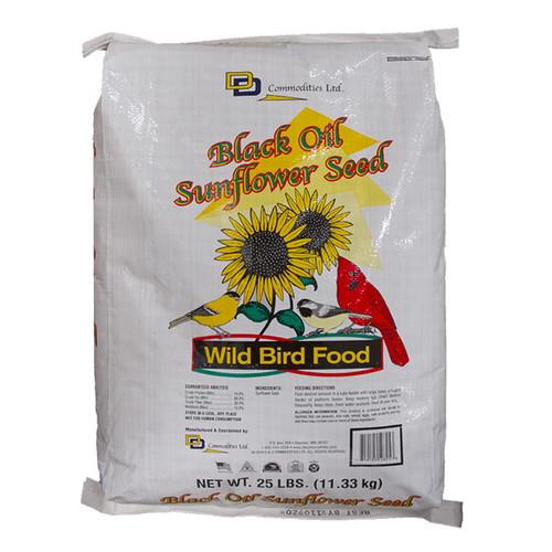 Black Oil Sunflower Seed-25lbs.