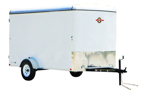 Carry-On 5X8CG 2990 LB. GVWR 5' Enclosed Trailers