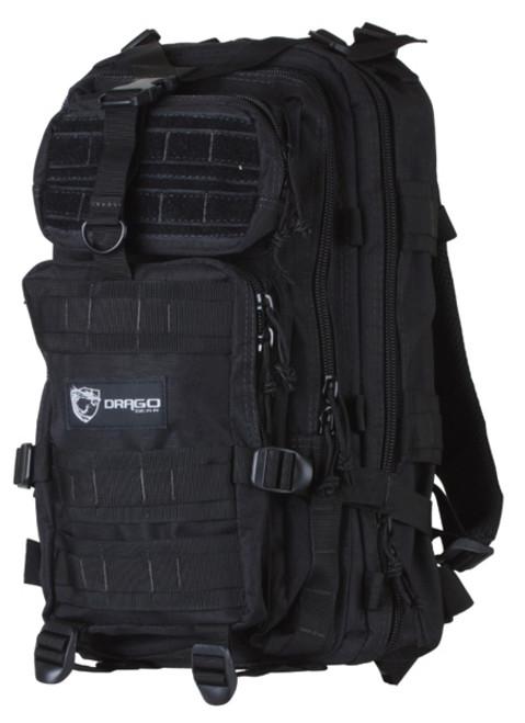 Drago Black Tracker Backpack