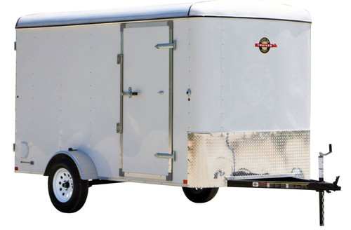 Carry-On 6X12CG 2990 lb. GVWR 6' Enclosed Trailer