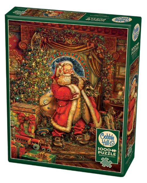 Cobble Hill Christmas Presence Jigsaw Puzzle - 1000 Pieces