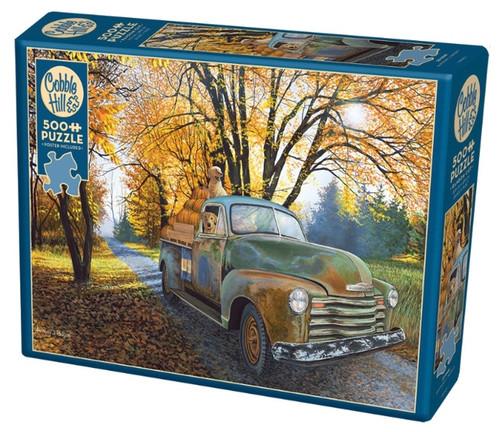 Cobble Hill Joyride Jigsaw Puzzle - 500 Pieces