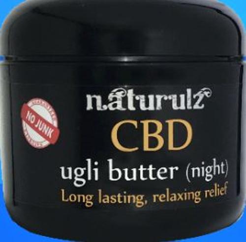 Naturulz CBD Ulgi Butter, Night