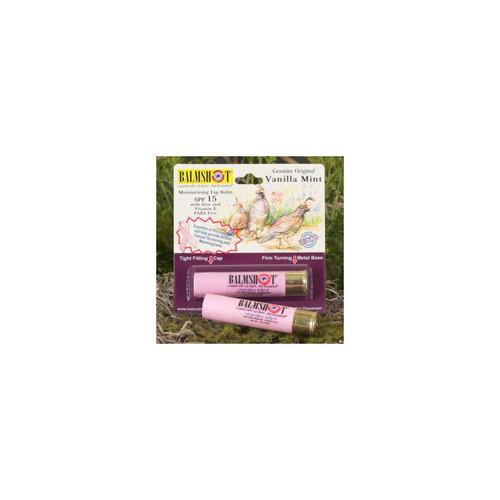 Balmshot Pure Pink Lip Balm - Vanilla Mint