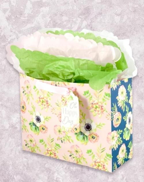 Succulent Garden Market Gift Bag