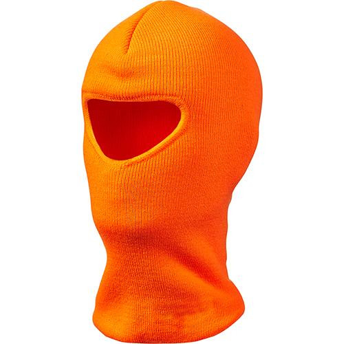 Jacob Ash- Men's Face Mask- Orange