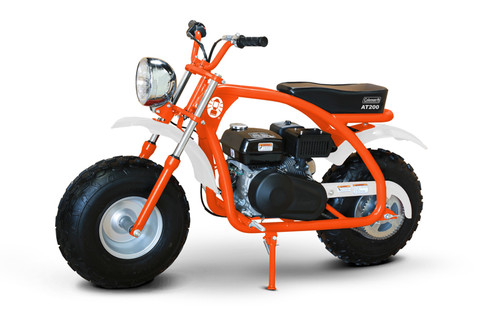 Coleman - BT200X Orange Gas Powered Mini Bike