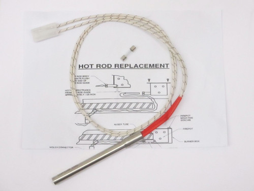 Traeger BAC199 Replacement Hot Rod