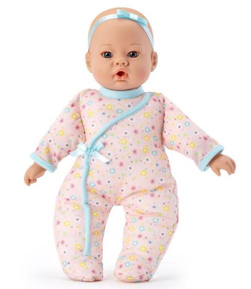 "Madame Alexander 12"" Lil' Cuddles My First Baby Doll"