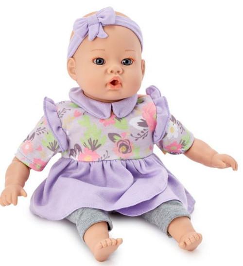 "Madame Alexander 12"" Lil' Cuddles Baby Gift Set"