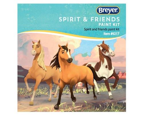 Breyer - Deluxe Spirit & Friends Painting Kit
